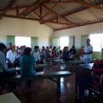 Acordo inédito permite construção de escola em área ocupada por indígenas em MS