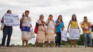 Um grito das mulheres Kaiowá e Guarani contra os colonialismos de dominação da terra, dos saberes e do corpo