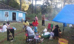 Povo Kaingang retoma terra tradicional em Canela (RS)