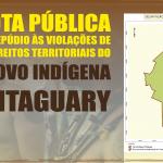 Nota Pública de repúdio às violações de direitos territoriais do Povo Indígena Pitaguary
